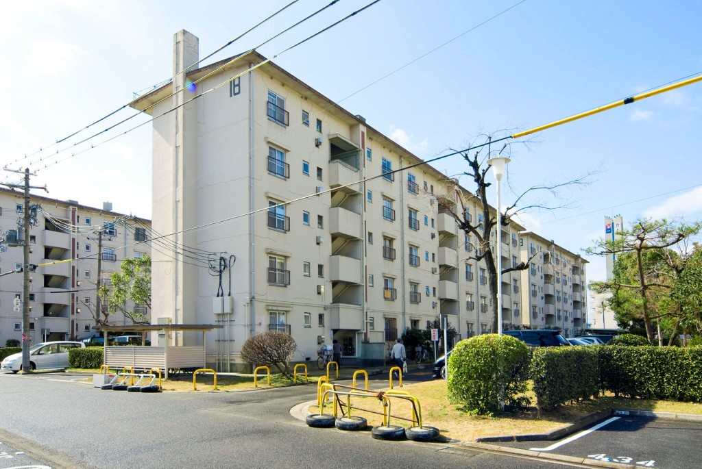 UR – Japan`s nationwide government subsidised housing network ...
