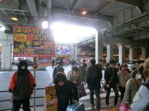 JR大阪駅 桜橋口②
