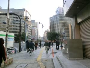 JR大阪駅 桜橋口④